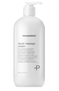 Mesoestetic Krem do masażu twarzy 500ml