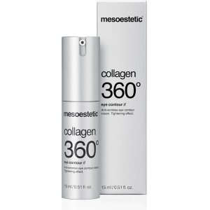 Mesoestetic Collagen 360° - Ujędrniający krem pod oczy 15ml