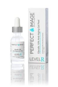 Perfect Image - Glycolic 10% Anti-aging Gel Peel - Kwas glikolowy 10% (level R) 30ml