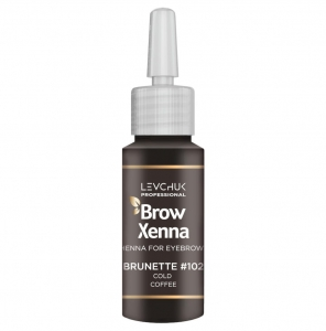 Brow Henna® #102 Cold Coffe (Fiolka) 10ml