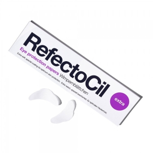 RefectoCil Eye Protection Papers Extra – Płatki ochronne 80szt.