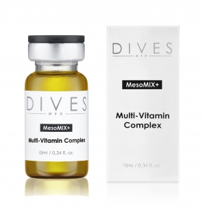 DIVES med. - Kompleks mulitwitaminowy 1x10ml