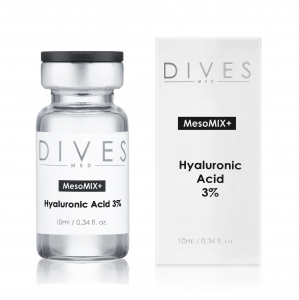 DIVES med. - Kwas hialuronowy 3% 1x10ml