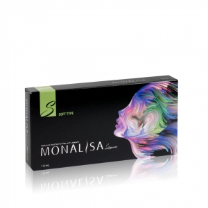 Monalisa soft filler z lidokainą (1x1ml)