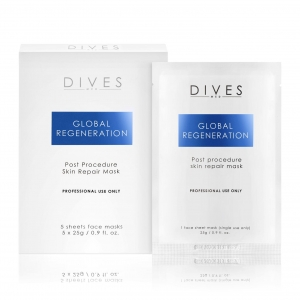 DIVES med. - Global Regeneration Maska naprawcza 5x25g